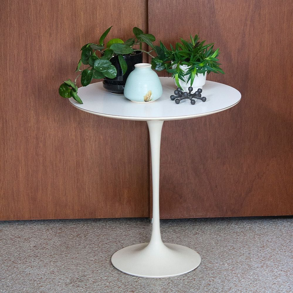 Heres The Latest Addition To Our Collection This Original Saarinen - Original saarinen tulip table
