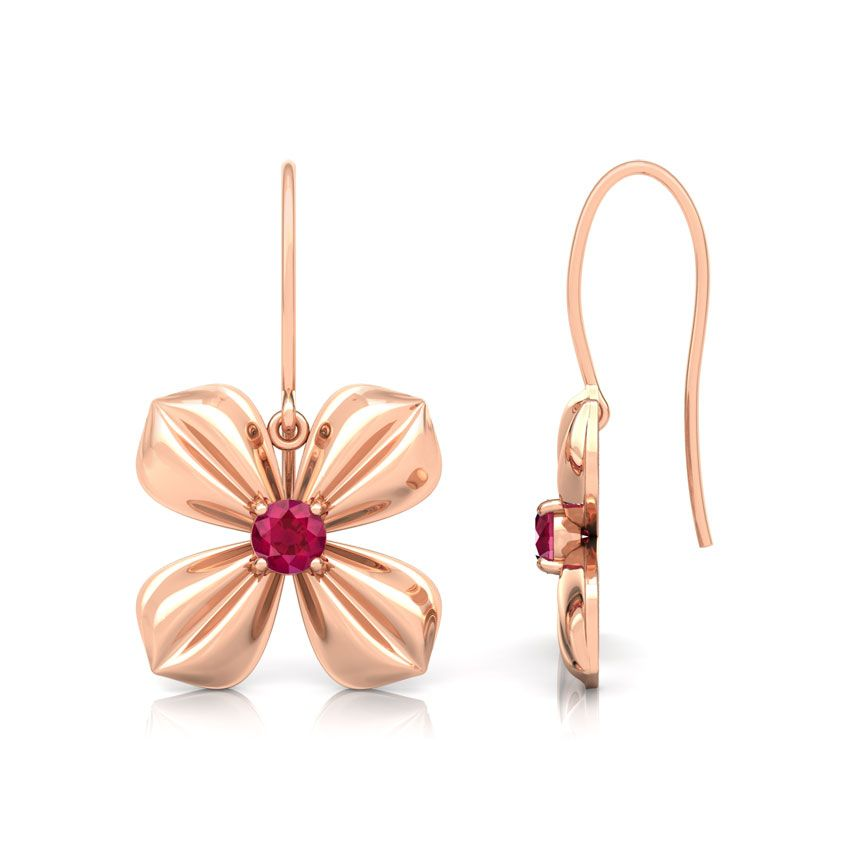 Dhriti Floret Drop Earrings Jewellery India Online Drop Earrings Jewelry Earrings