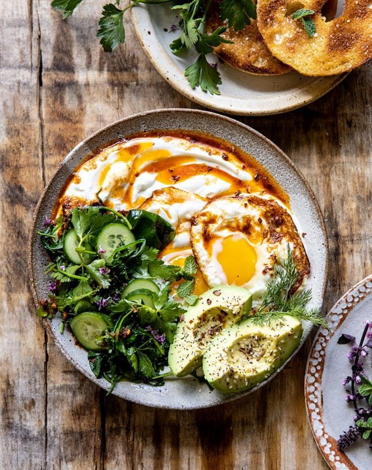 The Mediterranean Diet Meal Plan That Will Get You Through All 21 Meals This Week