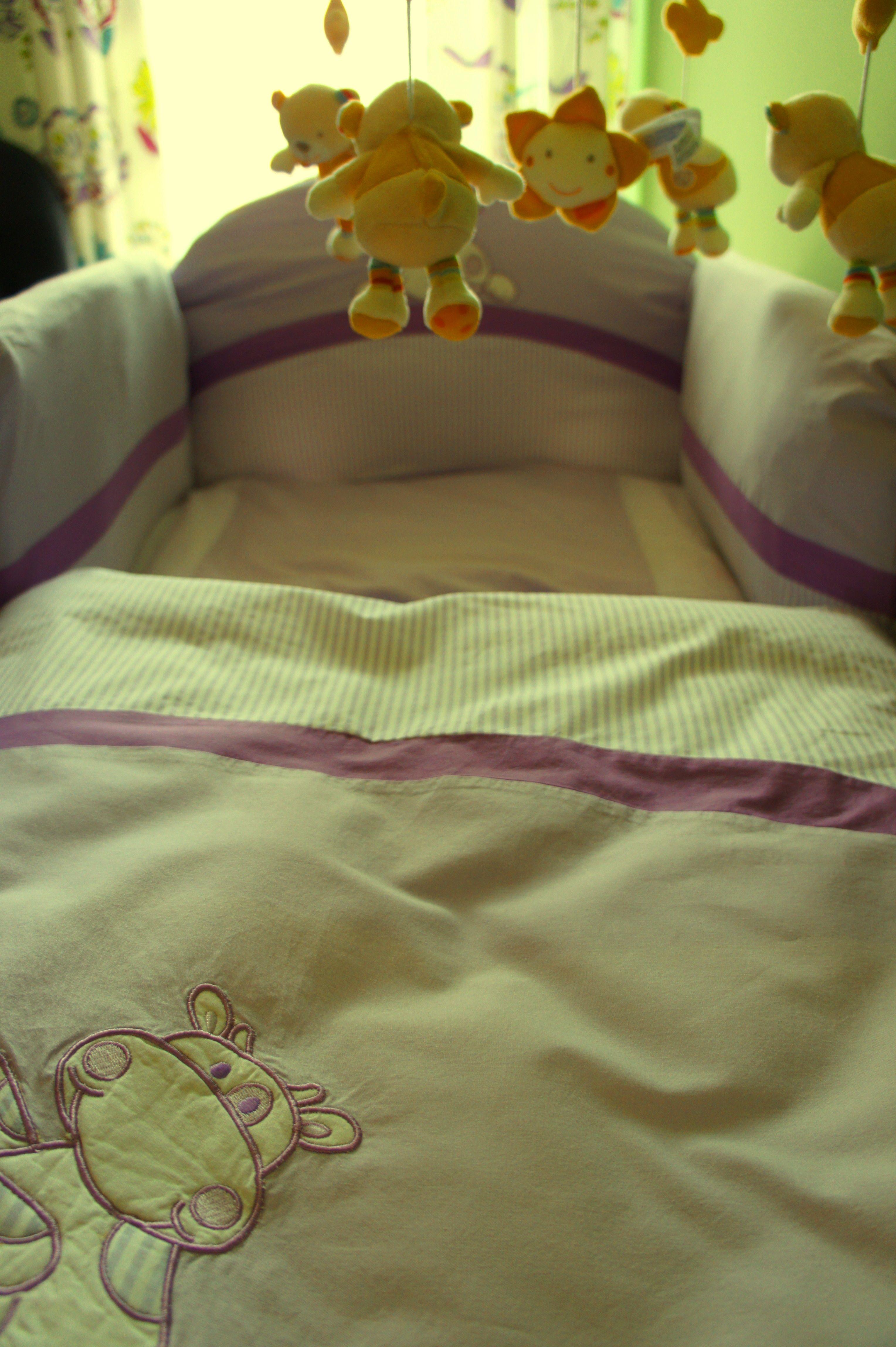 My Baby Eliza's nursery room