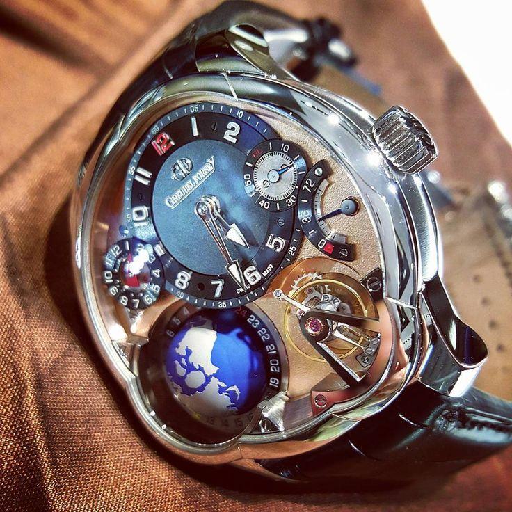 Sie können einfach nicht den Blick von dem auffälligen Kontrast b #luxurywatches