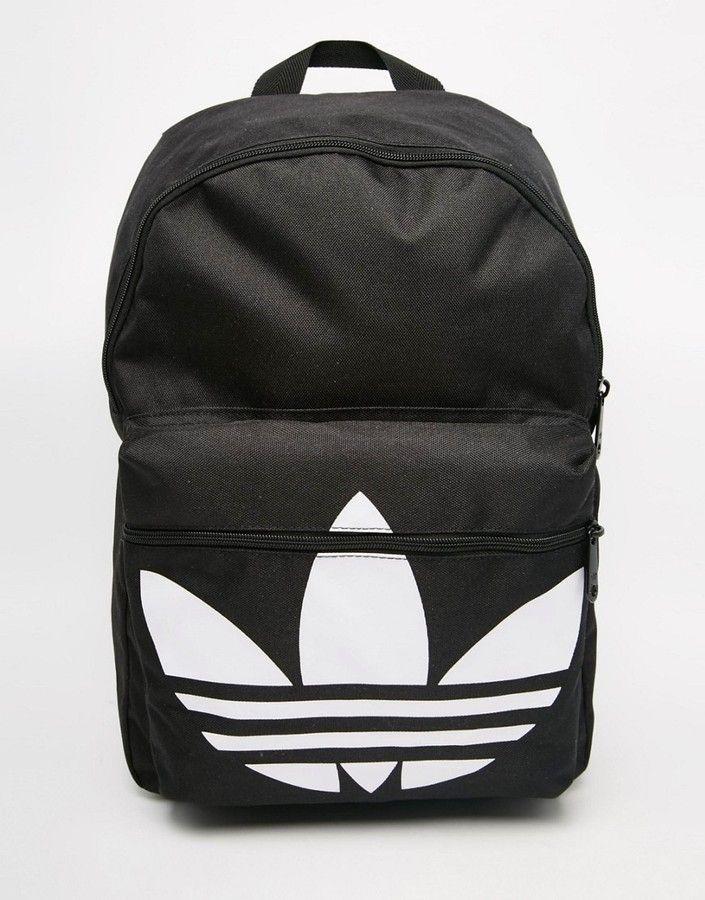 16a9179509f2 Adidas adidas Originals Classic Backpack in Black | BAG LADY ...