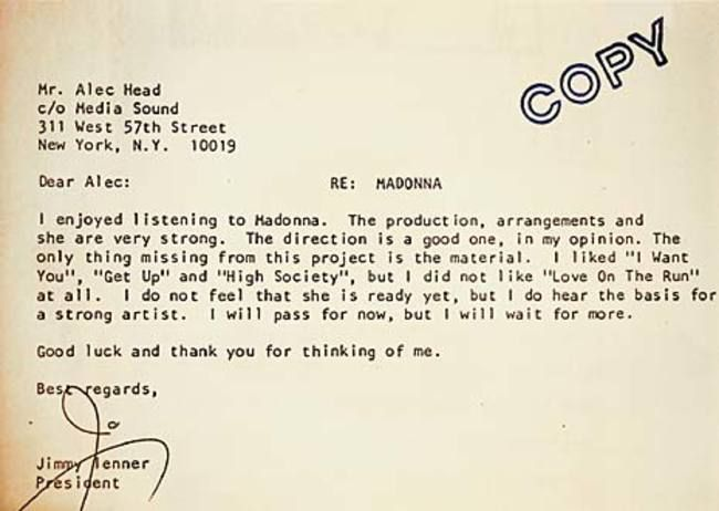 Distractify   Painful Rejection Letters To Famous People