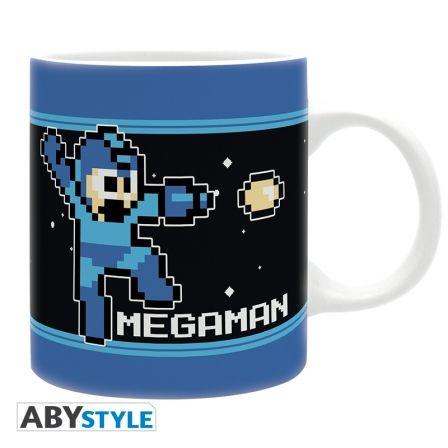 MEGAMAN Mug Megaman Boss