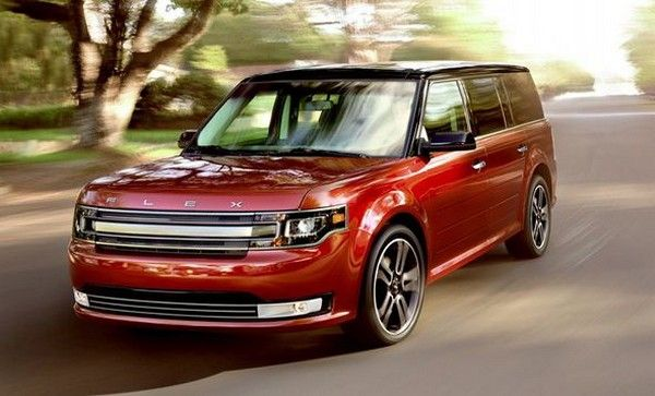 2013 Ford Flex Ecoboost Ford Flex Best Family Cars Fast Cars