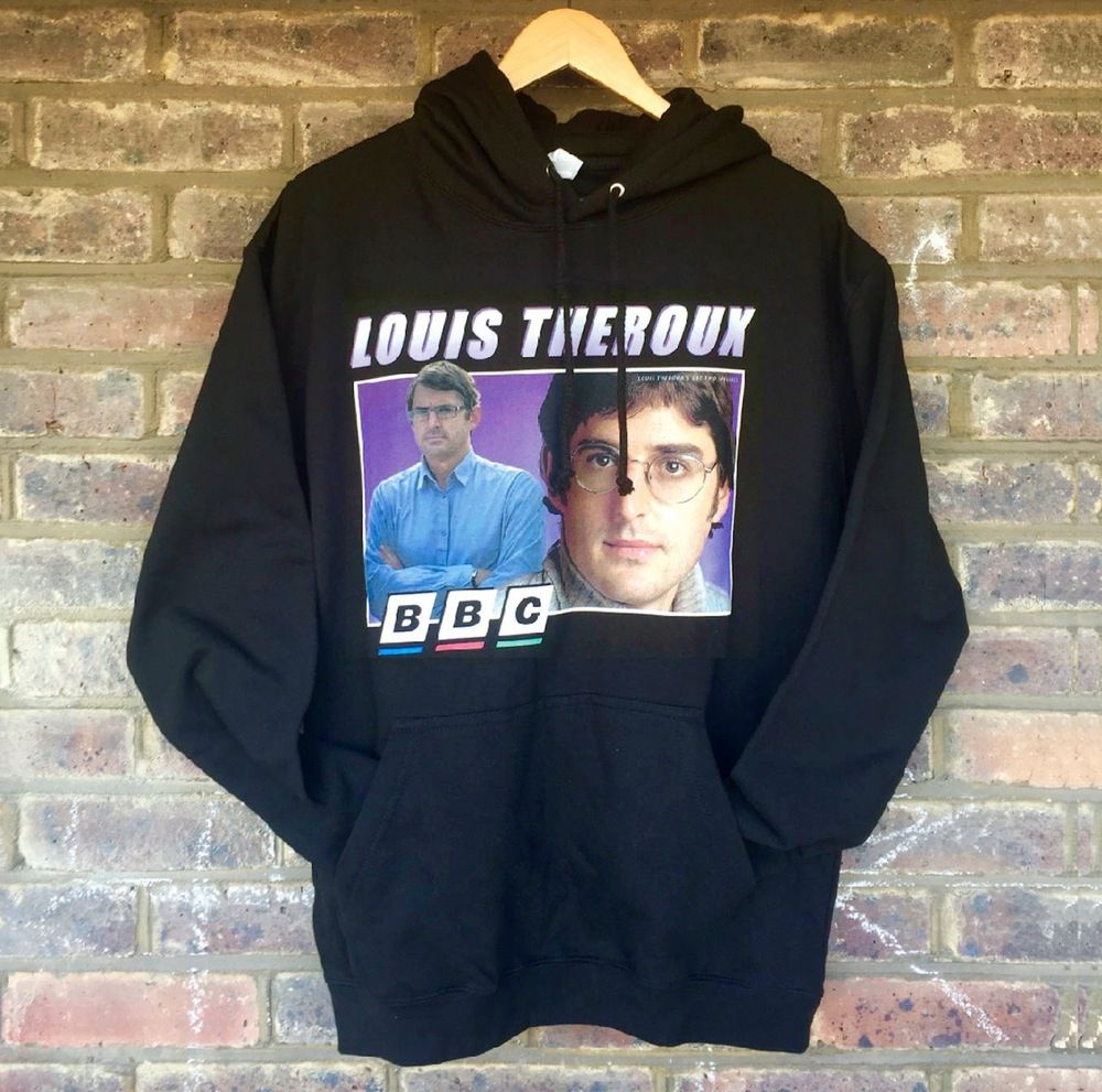 Image of Louis Theroux Hoodie
