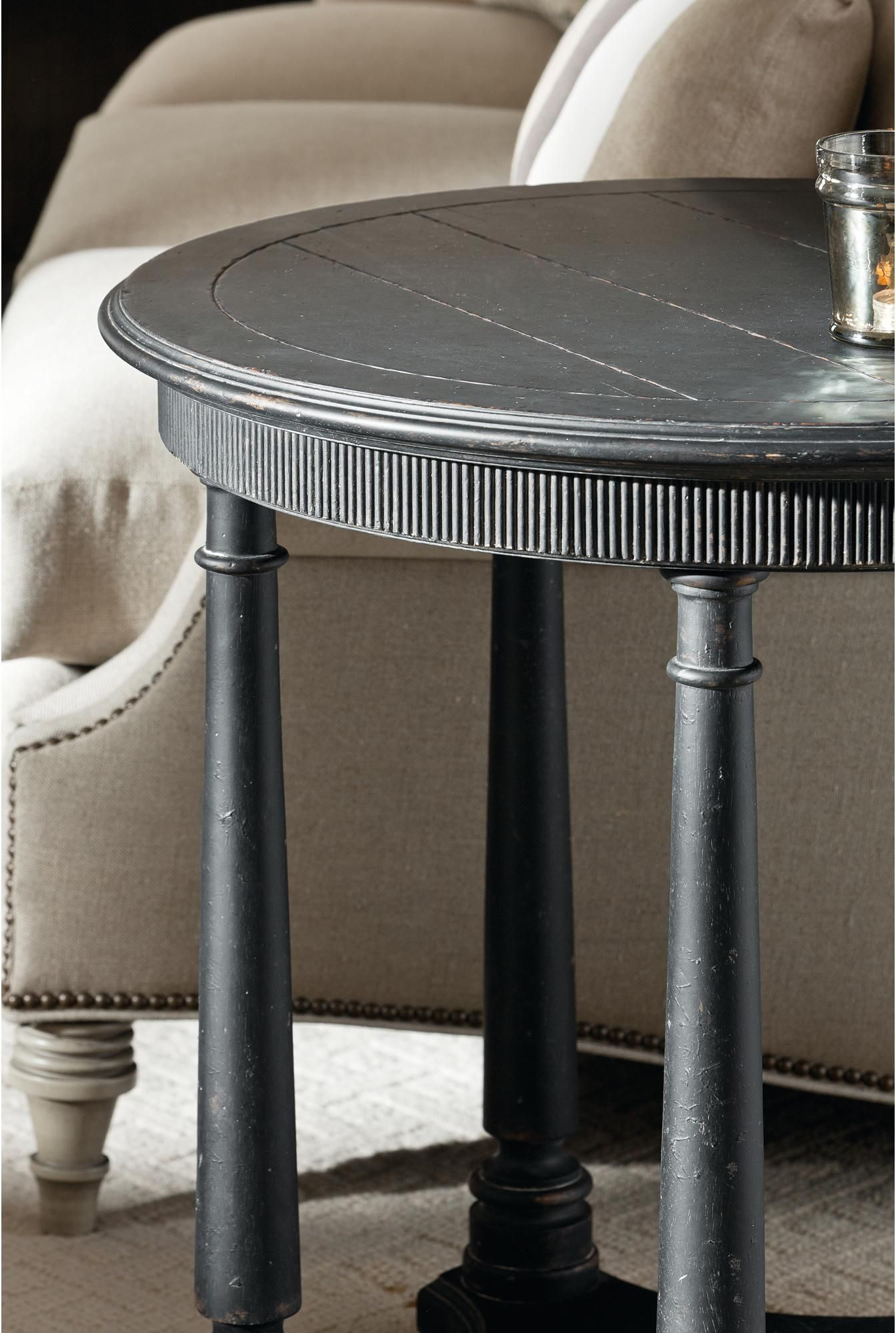 Stanley Furniture Arrondissement Tour Marais Hall Table   Becker Furniture  World   End Table Twin Cities