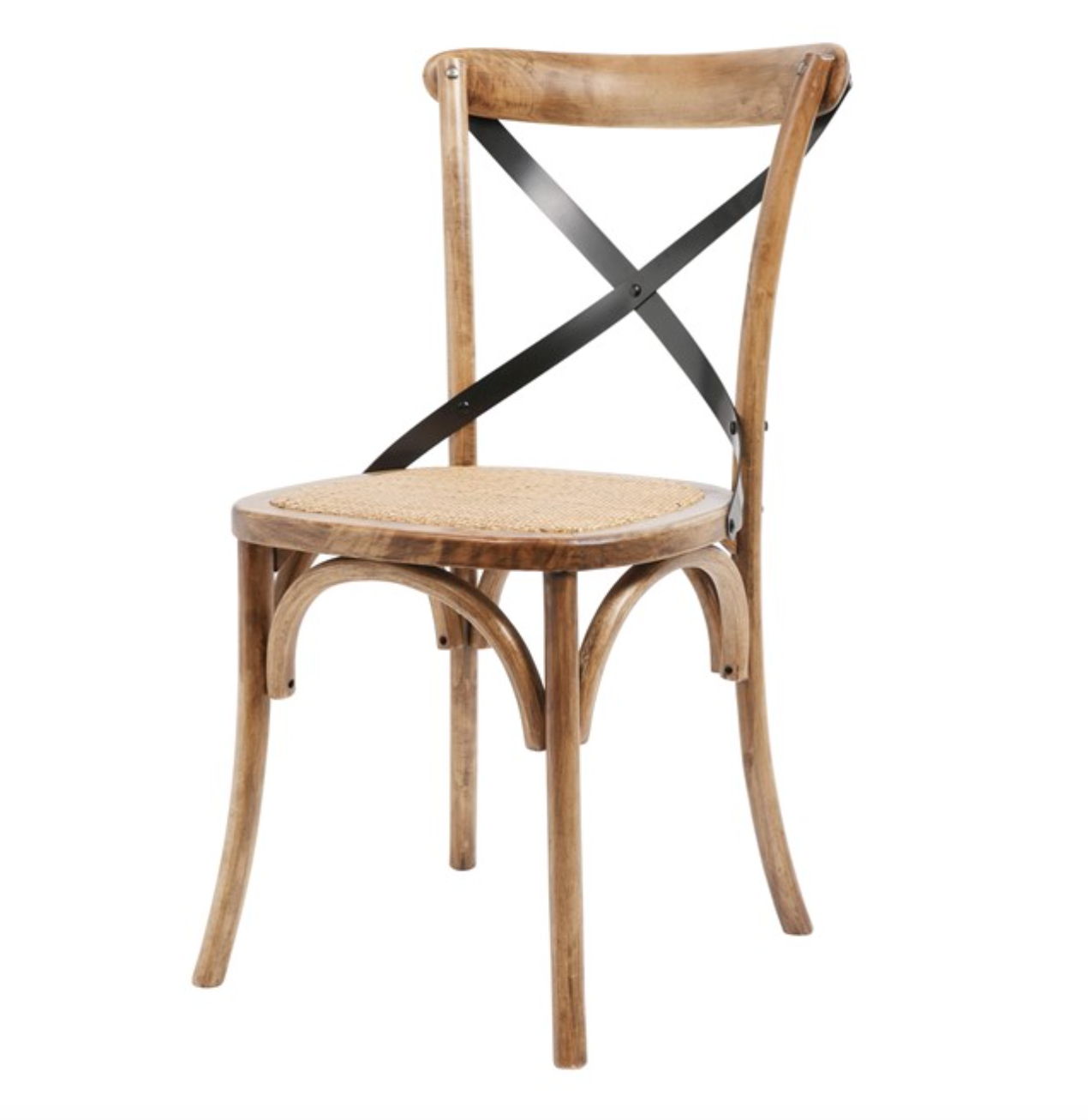 Medium Natural With White Grain X Back Chair X Back Mowg Crossback Chairs Dining Chair Design Farmhouse Table Chairs