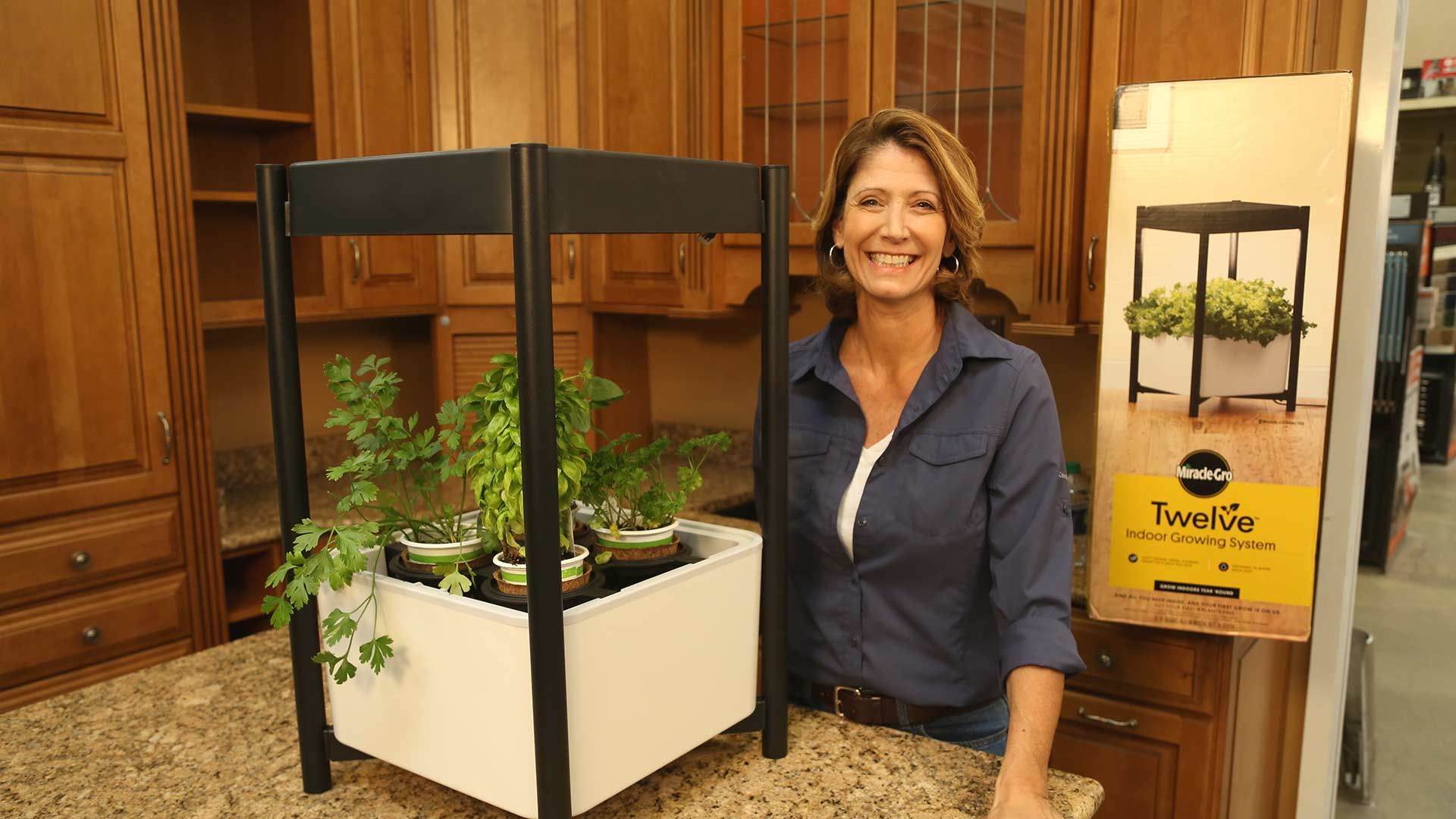 The Best System For Growing Vegetables And Herbs Indoors 400 x 300