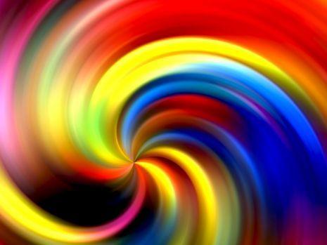 Spirale Multicolore Fond Ecran Multicolore Image Fond Ecran