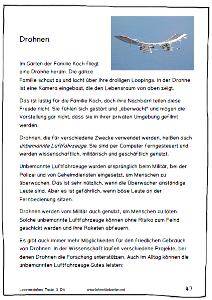 neue lesetexte f r die 1 bis 6 klasse deutsch pinterest klasse schule und deutsch. Black Bedroom Furniture Sets. Home Design Ideas