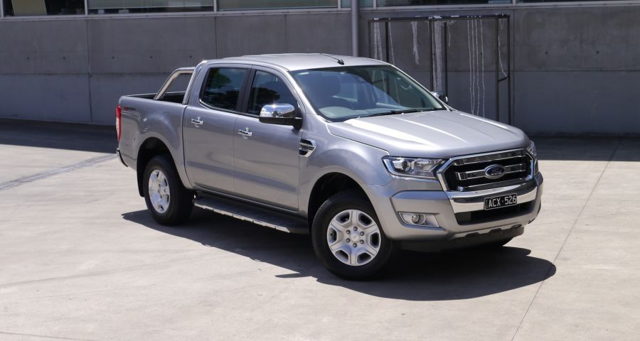 Despite A Two Wheel Drive Chassis The 2016 Ford Ranger Xlt Hi
