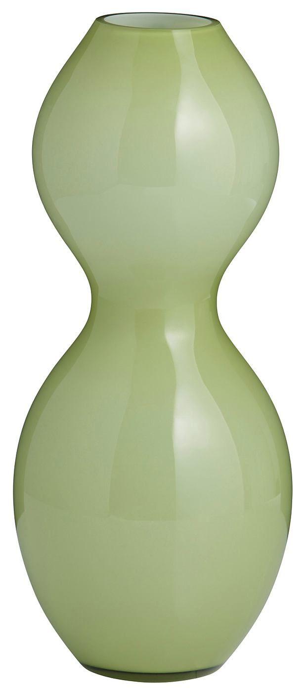 Maße / Größenangaben für Maßskizzen:  Höhe: 32 cm oder 42 cm,  Artikeldetails:  Tolle Dekovase, Der Marke Leonardo, Mundgeblasen,  Maße:  Höhe: 32 cm oder 42 cm,  Material/Qualität:  Durchgefärbtes Opalglas,  ...