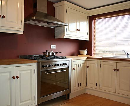 Red Painted Kitchens kitchen paint colors to match your personality | remodeling