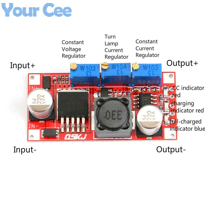 Constantcurrent Battery Charger Freecircuits