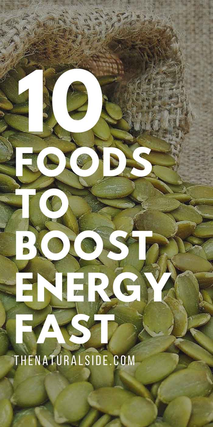 10 Foods That Give You Energy Fast When You Re Super Tired Energy Nutrition Energy Boosting Foods High Energy Foods