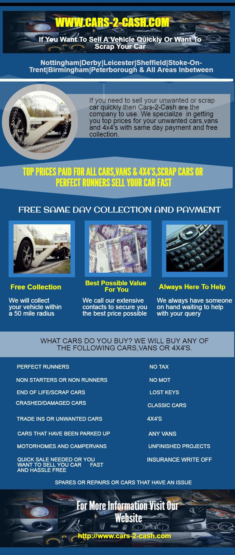 Scrap My Car For Cash Instant Quote - Best Quote 2017