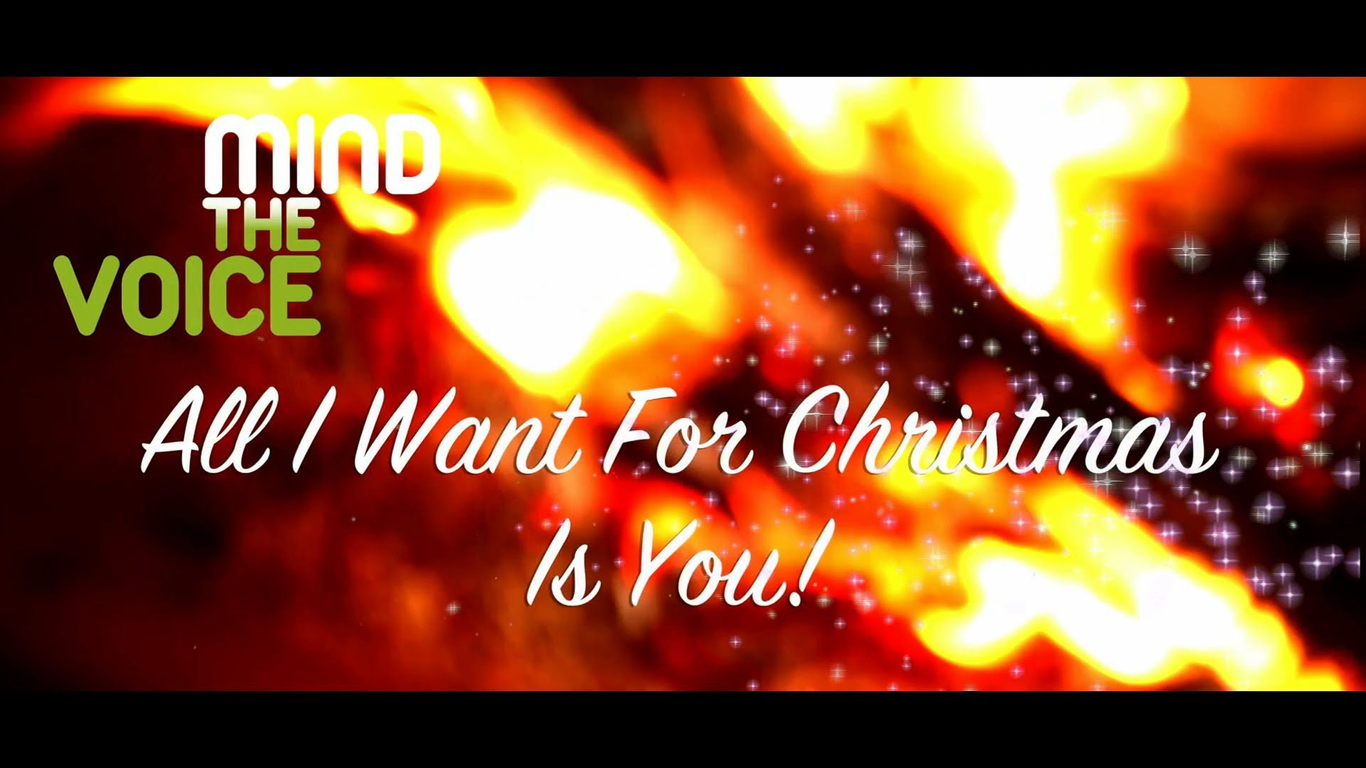 All I Want For Christmas Is You Mind The Voice The Voice Mtv Zingen