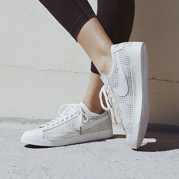 Nike Blazer Premium Low QS Women's Shoe | pisco sour | Nike femme