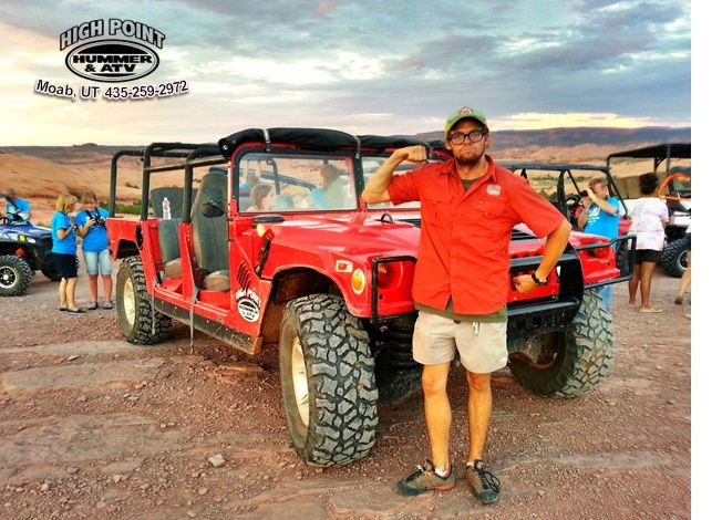 Meet One Of Our Fun Unique Guides At High Point Hummer Atv