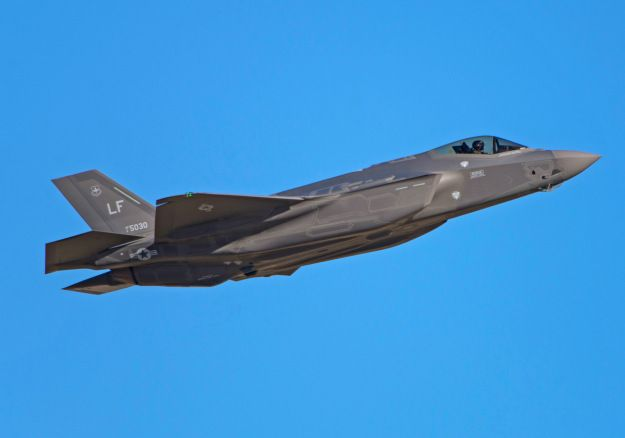 Lockheed Martin F-35A  Lightning IIJoint Strike Fighter
