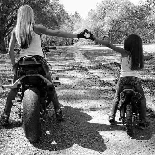 I'd like a pic of me and Racelee like this someday!