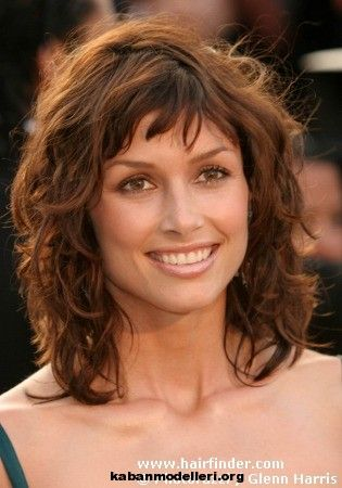 Medium Curly Hairstyles Endearing Bridgetmoynahanlu0  Hair Styles  Pinterest  Hair Style Hair Cuts