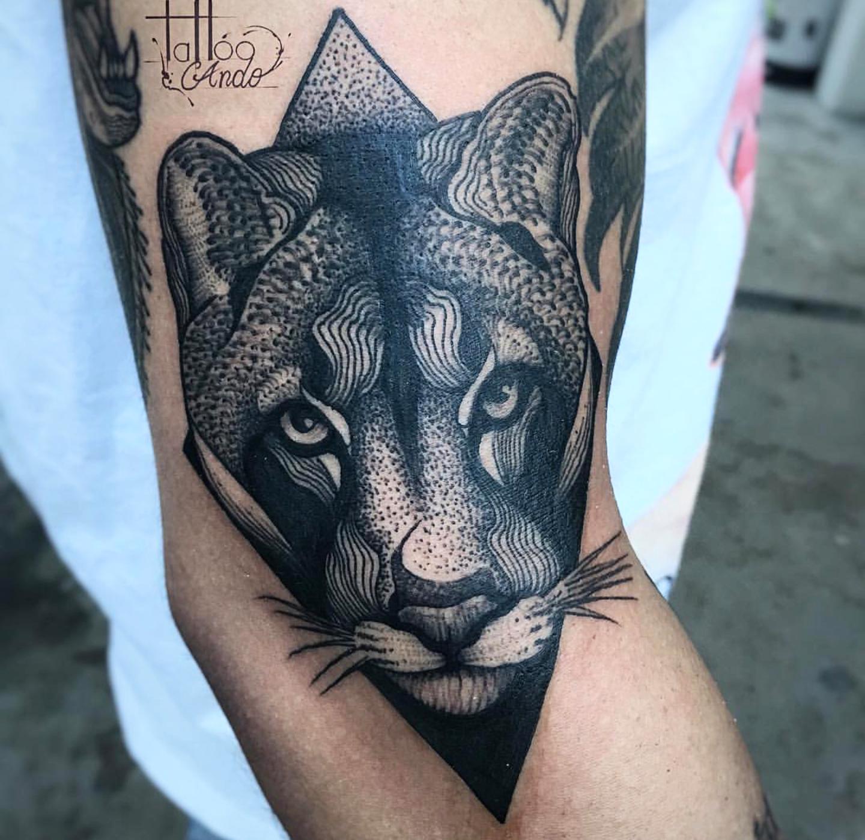 Blackwork Panther Tattoo Blackwork Tattoo Best Tattoo Shops Blackwork Tattoo Tattoos