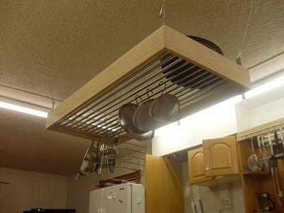 Kühlschrank Hänge Regal : 👍 wie man einen kühlschrank zum aufhängen von hirschen aufstellt
