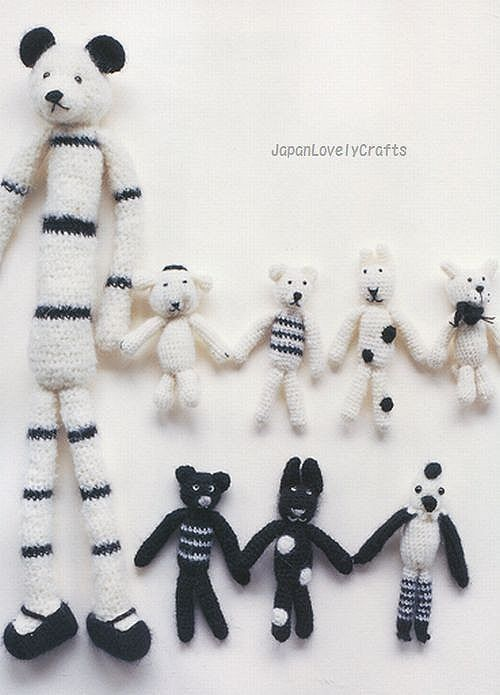 Amigurumi Christmas: 20 super-cute kawaii crochet projects for the ... | 695x500