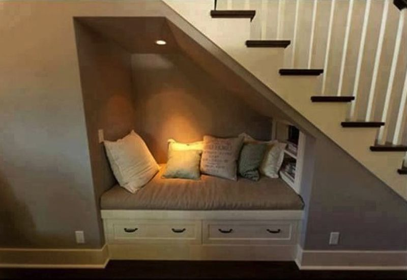 Lighting Basement Washroom Stairs: All Types Of Loft Conversion Projects