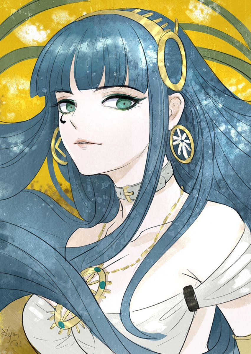 Cleopatra【Fate/Grand Order】 Ideias para personagens