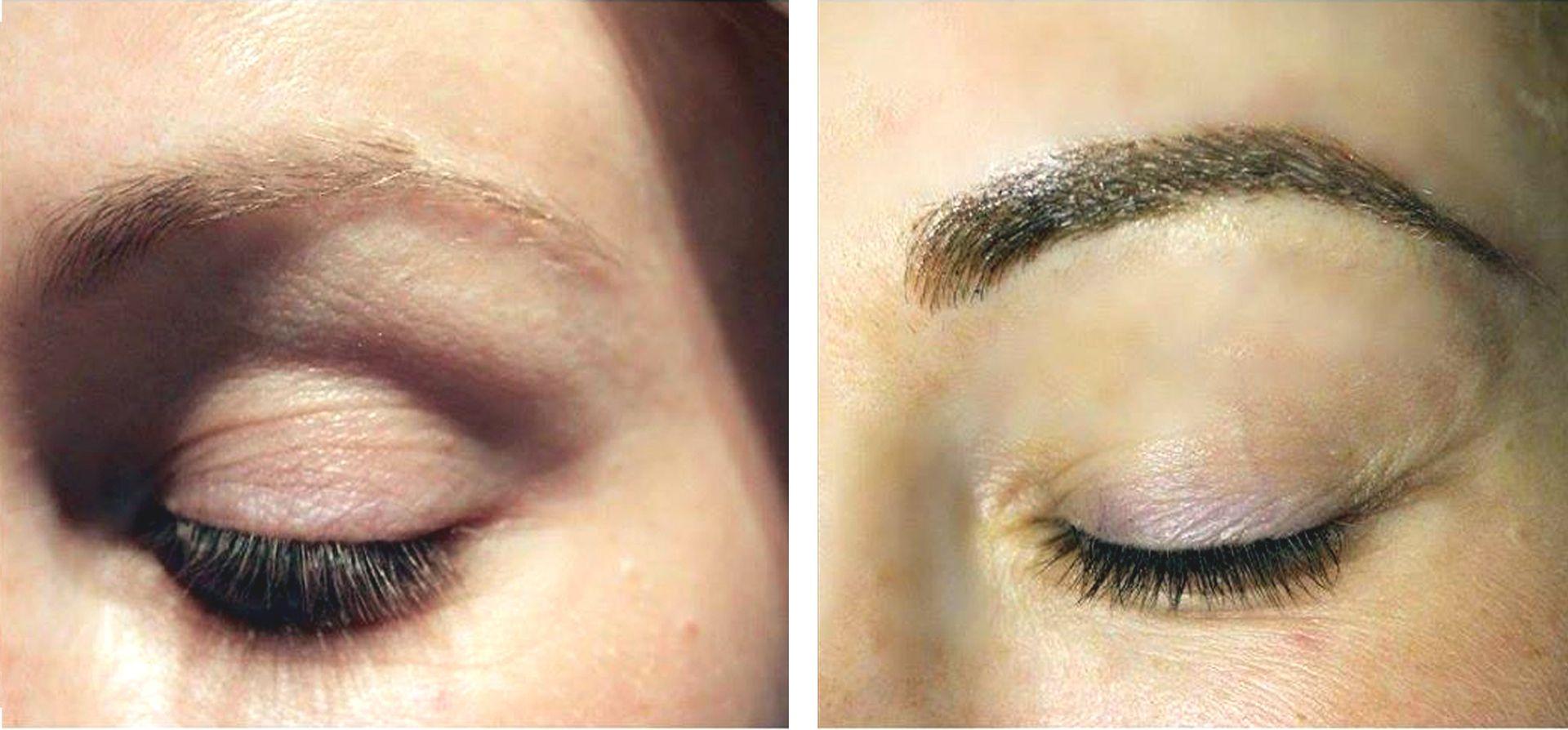 Miamibrows Eyebrow Embroidery In Miami 3d Hairstrokes