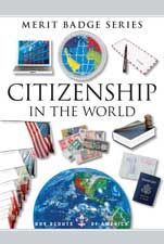 Citizenship In The World Merit Badge Worksheet - Delibertad