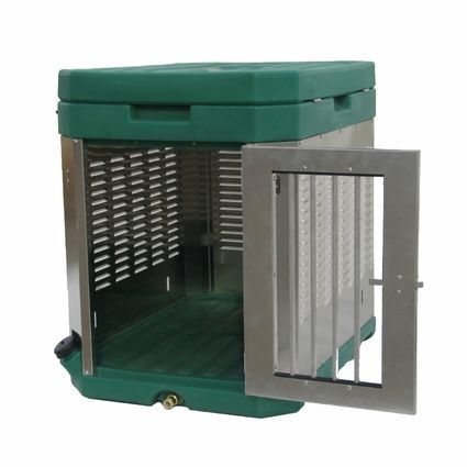 450 High Country Plastics Portable Dog Kennel PDK10  450 High Country Plastics Portable Dog Kennel PDK10