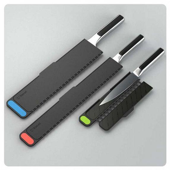 Un pintor necesita sus pinceles como un amante de la cocina sus cuchillos.  Ellos son su herramienta de trabajo. Los cuchillos cerámicos 4841191b6a02