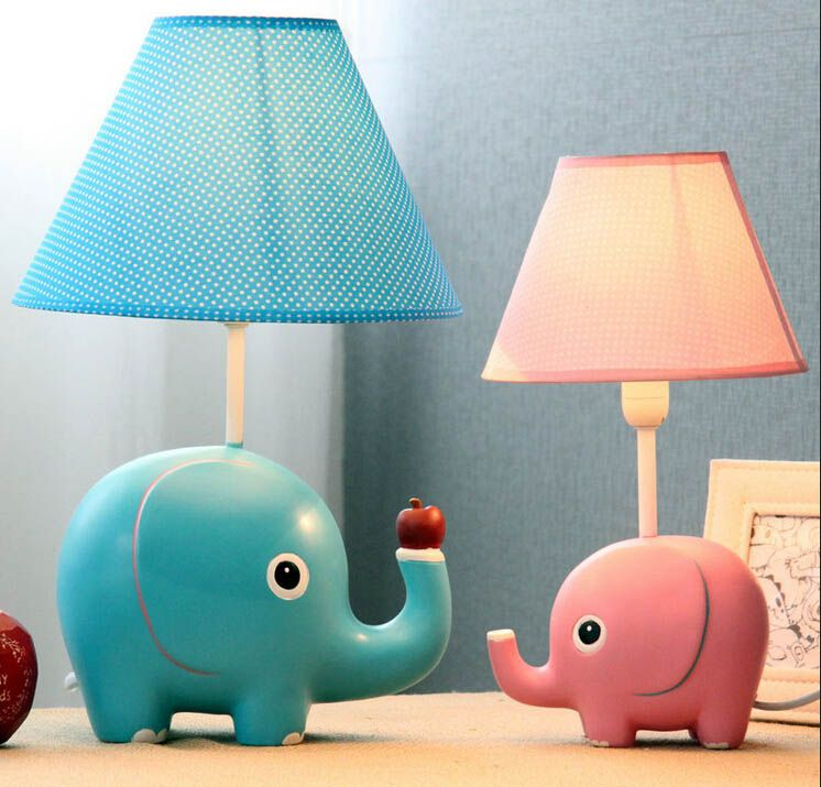 9 Table Lamps Ideas For Your Home Interior Matchness Com Elephant Table Lamp Kids Table Lamp Bedroom Light Fixtures