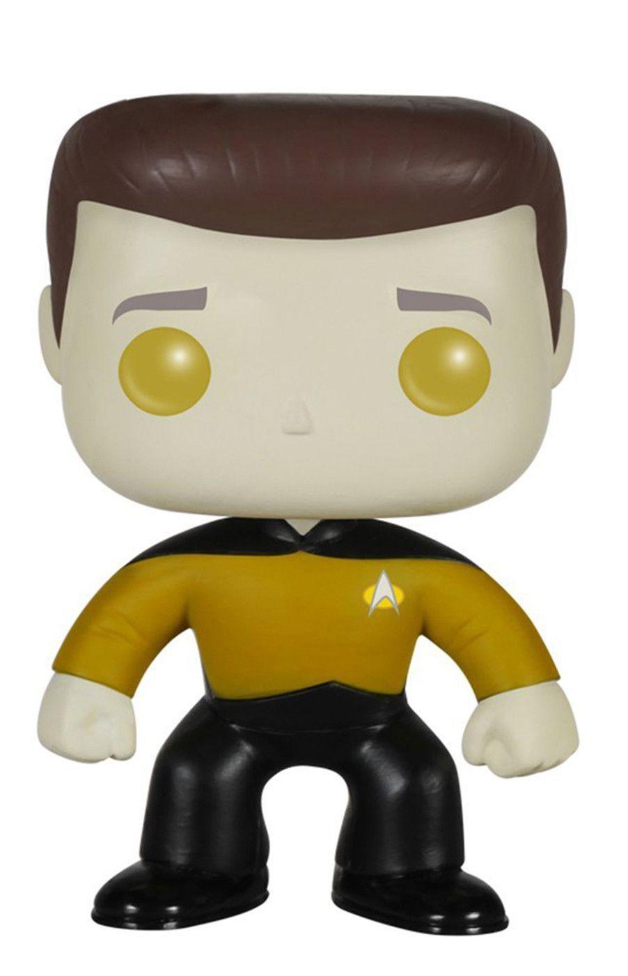 Star Trek The Next Generation Funko POP Vinyl Figure Data