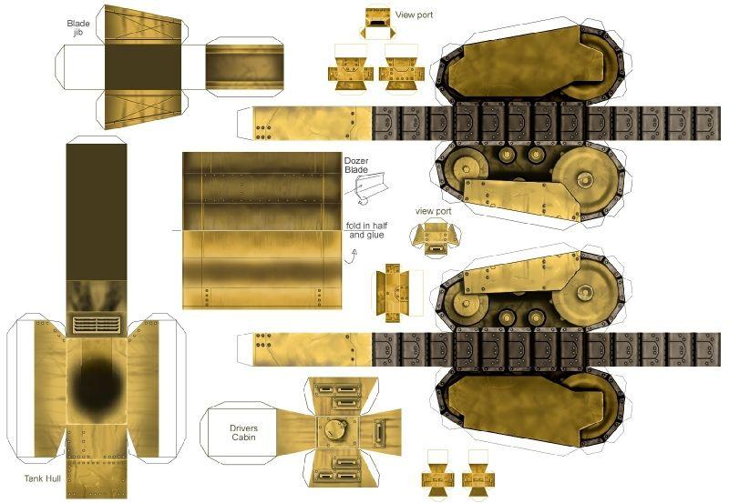 школе очень картинки модели танков для склеивания лилии