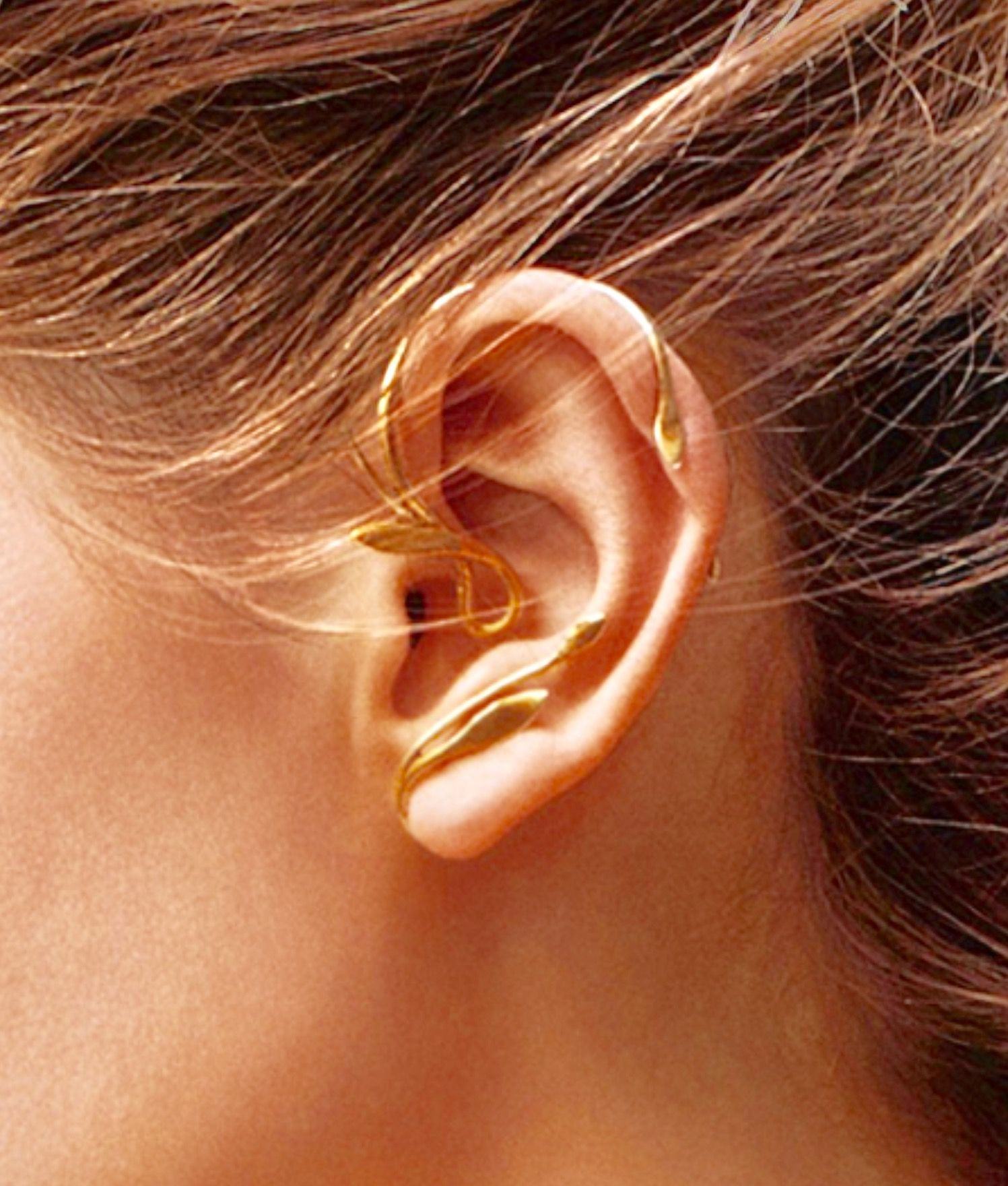 f7207f025 Belle earcuff - Beauty and the Beast Belles Ear Cuff, Ear Jewelry, Jewelry  Art