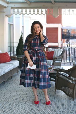 The Highlands Dress