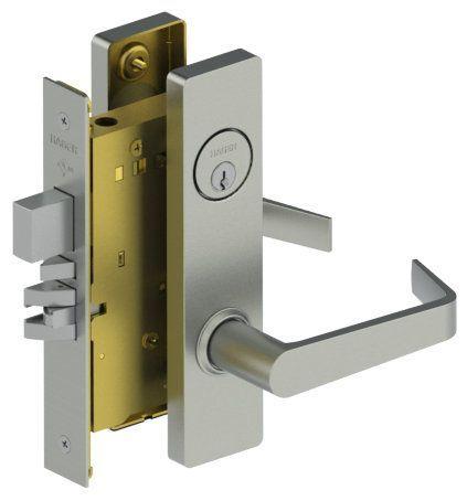 Hager 3853e Mortise Lock Door Levers Locker Storage