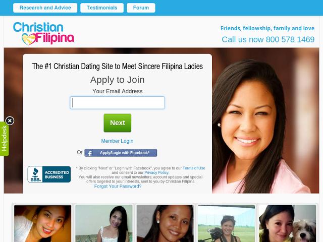 Christian filipina login