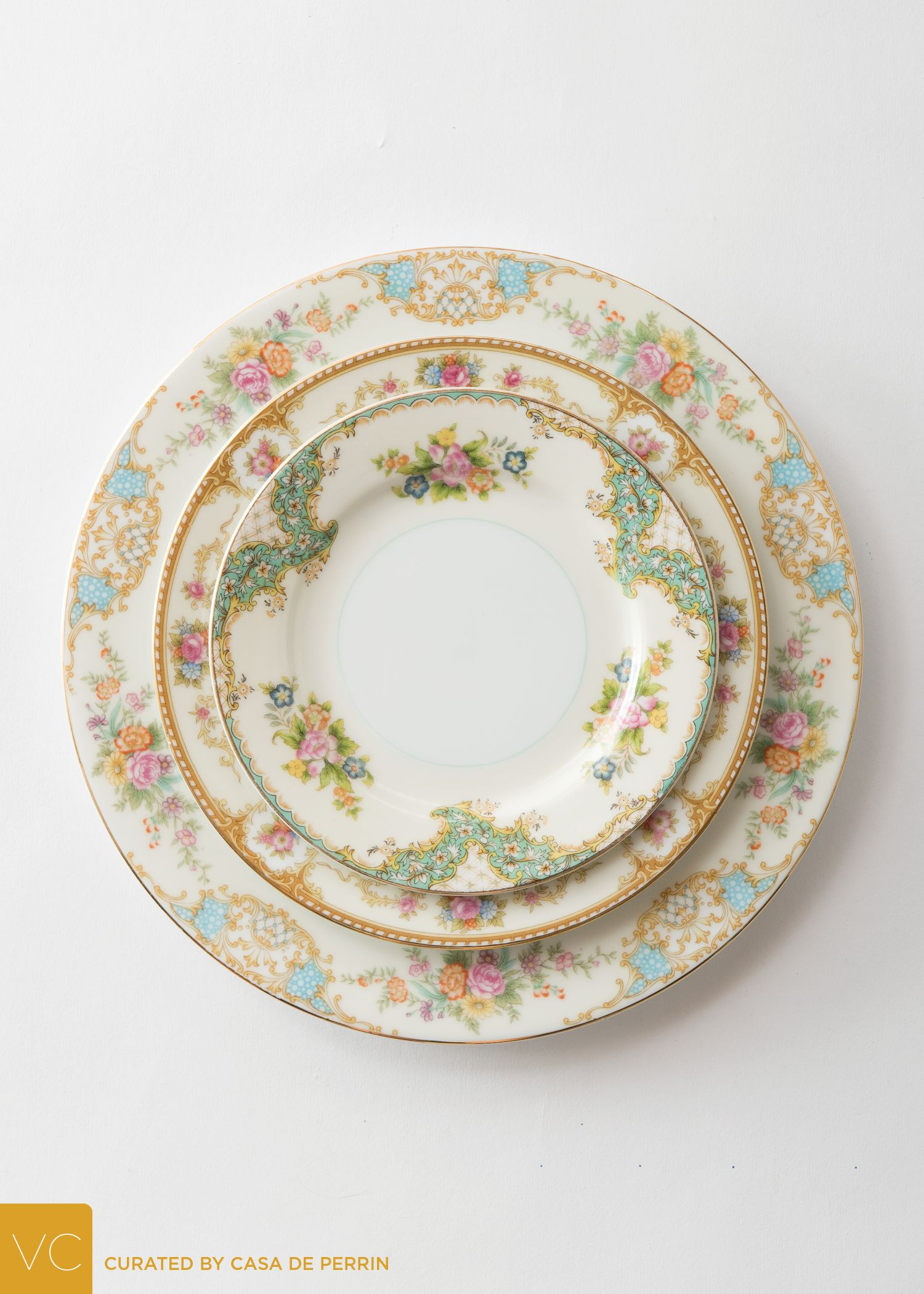 Le Melange Vintage China Vintage China Patterns Vintage Dinnerware