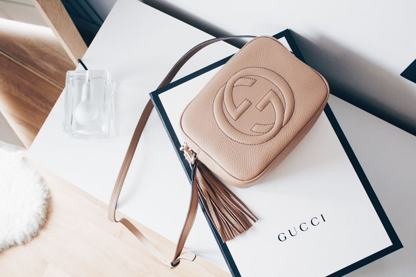 e3b369f1cdc4b Gucci Soho Leather Disco Bag More