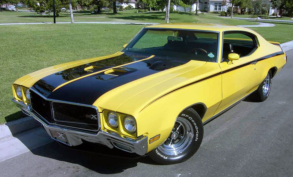 43++ 1970 buick gsx stage 1 4k UHD