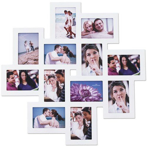 12 Opening Collage Picture Frame With Images Collage Picture Frames Photo Wall Collage