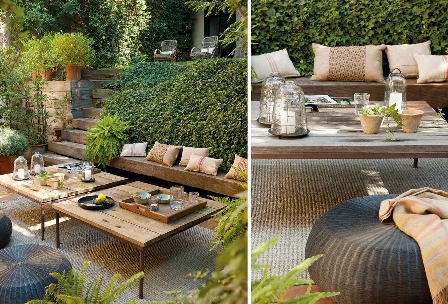 Un chill out con velas terrazas patios y balcones - Terrazas chill out decoracion ...