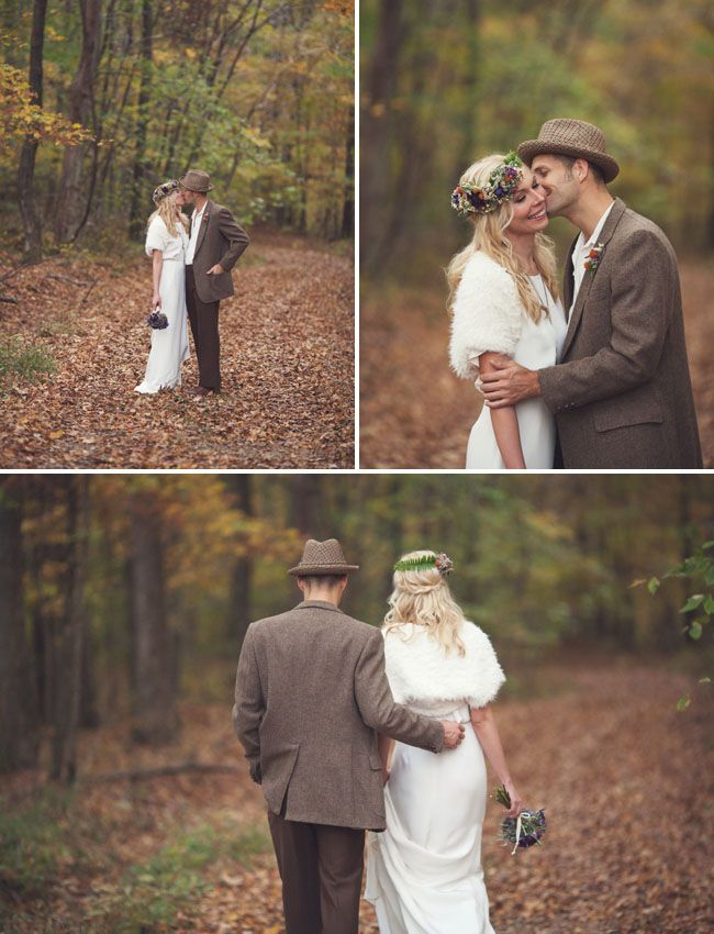 Fall Inspiration for the Bohemian Bride | Green Wedding Shoes Wedding Blog | Wedding Trends for Stylish + Creative Brides