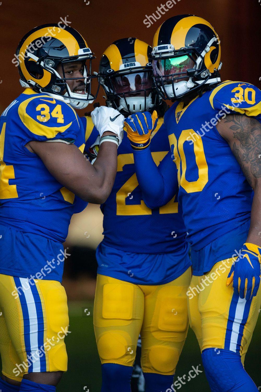 Los Angeles Ca Angeles Rams Running Backs Editorial Stock In 2020 Running Back Los Angeles Los Angeles Rams